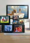 De hoeveelheid Digitale en HD zenders bij jouw internetprovider