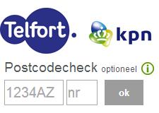 Een internet postcodecheck bespaart een hoop tijd