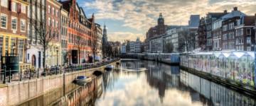 Internet in Amsterdam