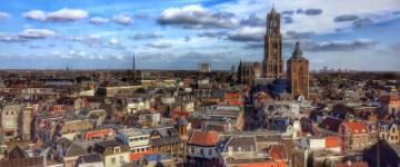 Beschikbaarheid van internet in Utrecht