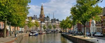 Internet postcodecheck voor de stad Groningen