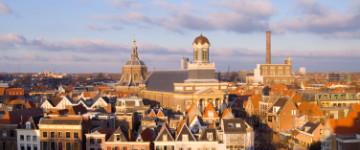 Internet in Leiden