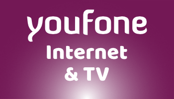 Youfone TV Internet