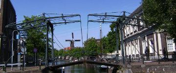 Beschikbaarheid van internet in Schiedam