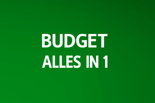 Budget Alles in 1 abonnementen